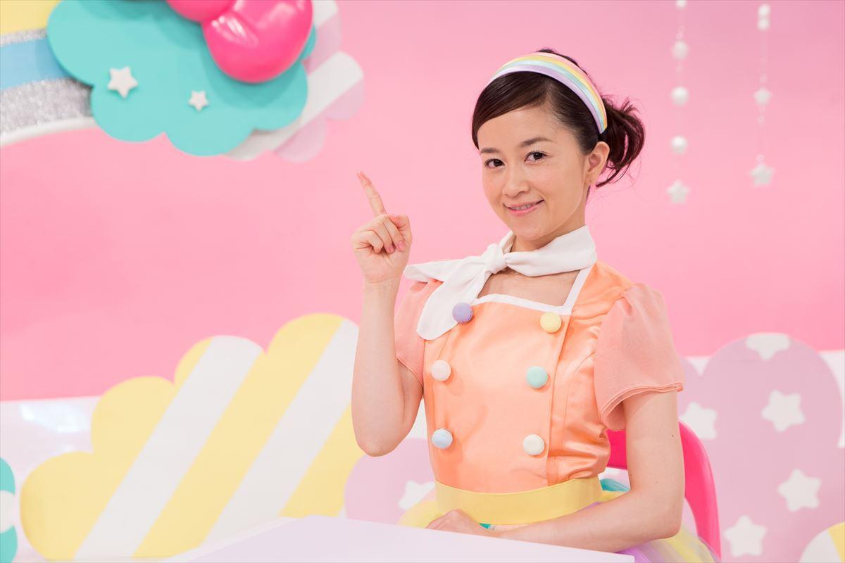 『おとうさんといっしょ』におねんどお姉さん初登場!?