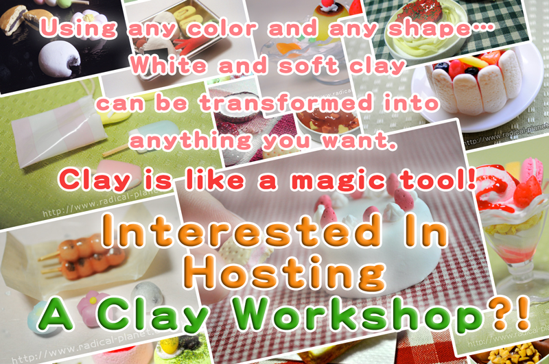 Interested In Hosting A Clay Workshop?!