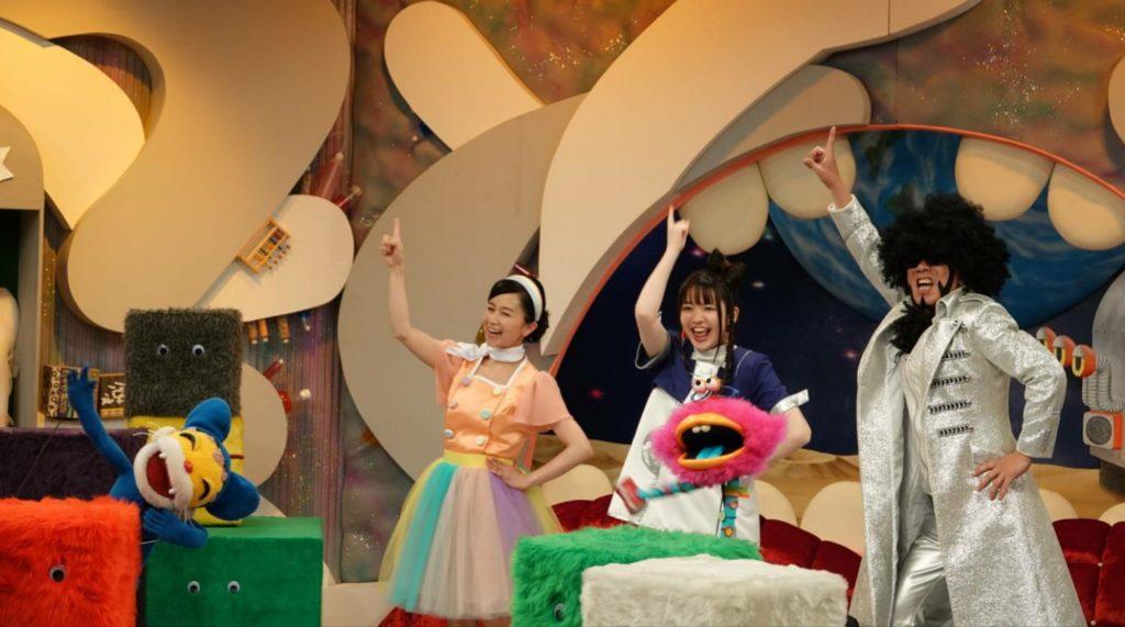 NHK Eテレ「ニャンちゅう!宇宙!放送チュー! お正月スペシャル」 2020年1月2日(木)午前7時30分~ 午前8時00分 OA 【再放送】1月3日(金)午後4時50分~午後5時20分 OA