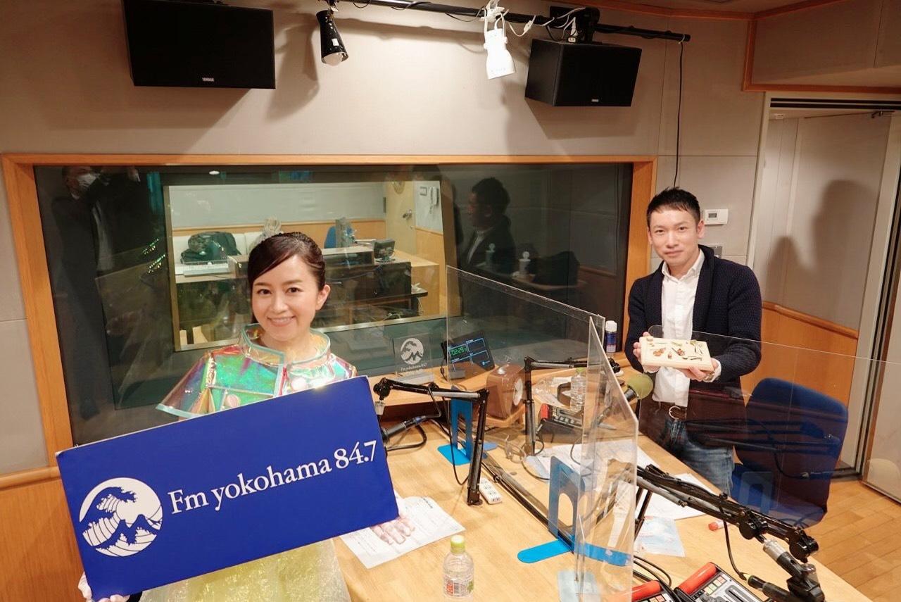 【ゲスト出演】FMヨコハマ Sail On The Score【11月15日(日)深夜24時〜FMヨコハマ】